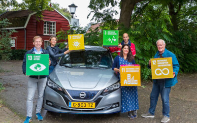 Groen doen: Gratis kennismaken met de deelauto