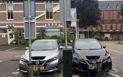 Tweede E-deelauto rijdt Wassenaar in